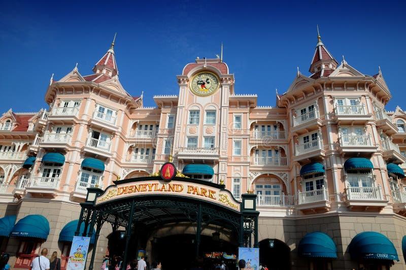 Disneyland Parijs royalty-vrije stock afbeelding