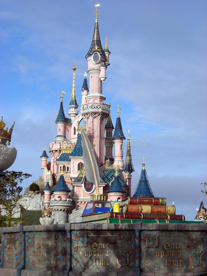 Download Disneyland paris editorial stock image. Image of disneyland - 12518599