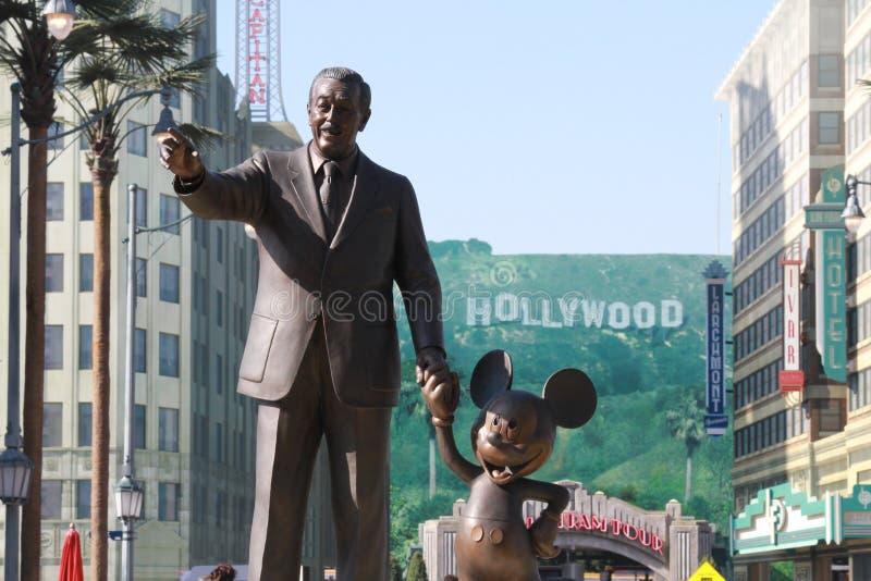 Disneyland Paris fotografering för bildbyråer