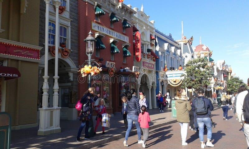 Disneyland Paris 15 stockfotografie