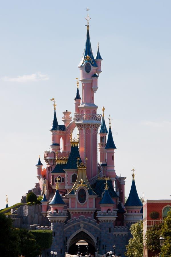 Download Disneyland Paris Castle Editorial Stock Photo - Image: 21565258