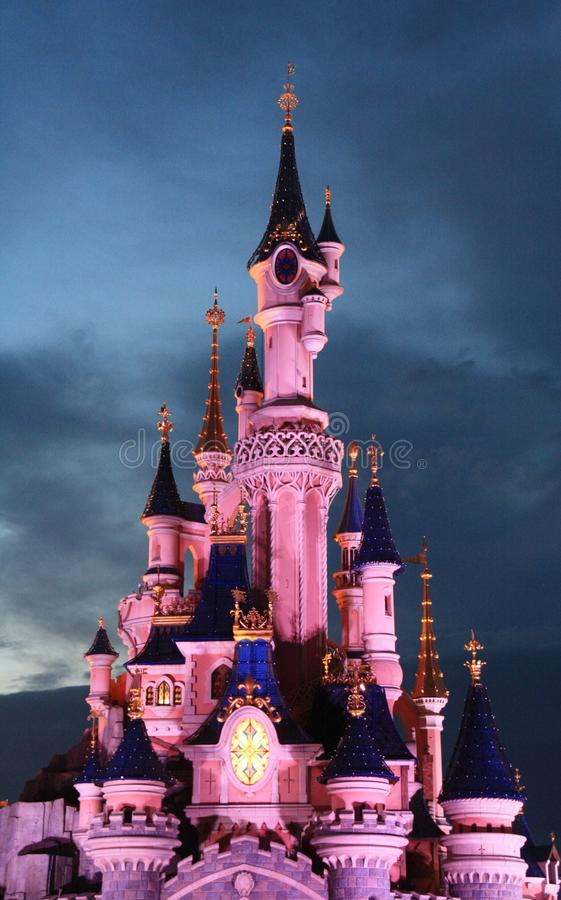 Disneyland Paris, France photographie stock