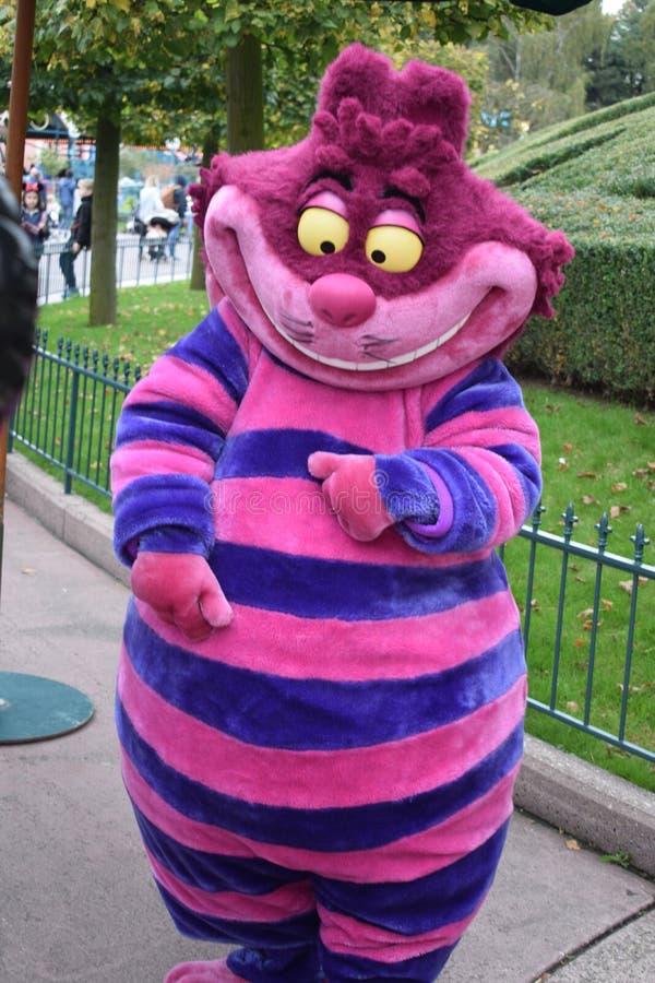 Disneyland Paris-karakter royalty-vrije stock foto