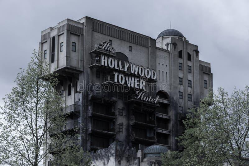 Disneyland Paris XIII foto de archivo libre de regalías
