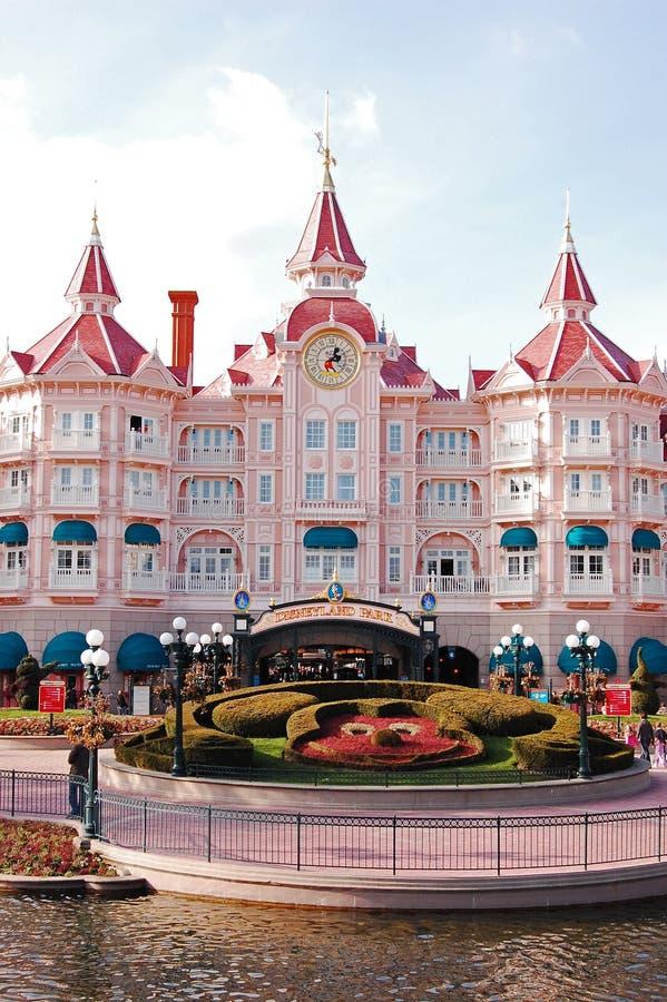Disneyland Park in Paris royalty free stock images