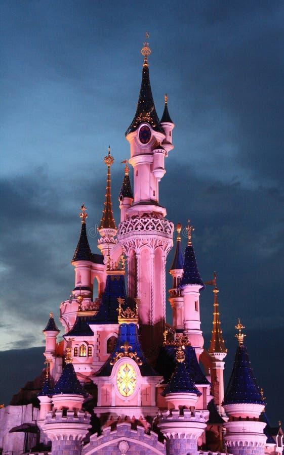Disneyland Paryż, Francja fotografia stock