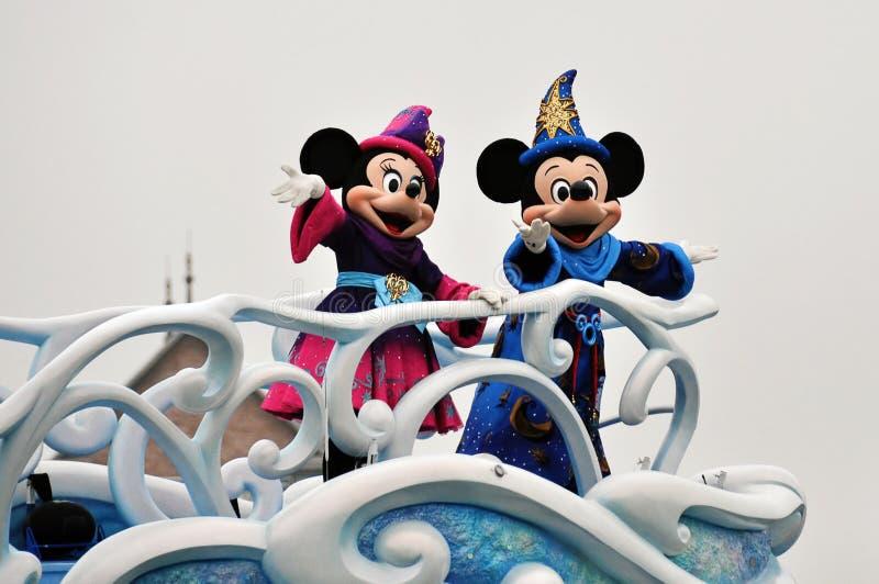 Disneysea (Tokyo, Japan) fotografering för bildbyråer