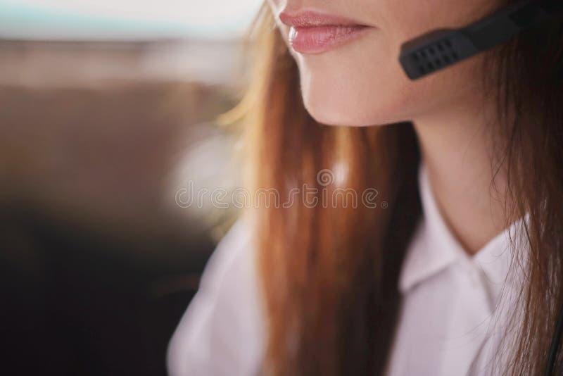 Dispatcher royalty free stock image
