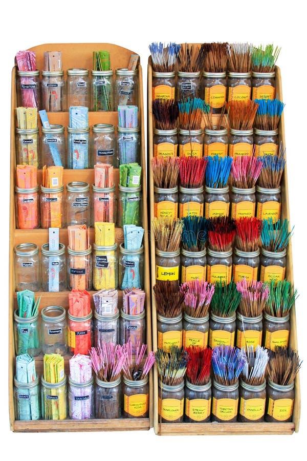 Download Display Of Incense Sticks Royalty Free Stock Photos - Image: 6168268
