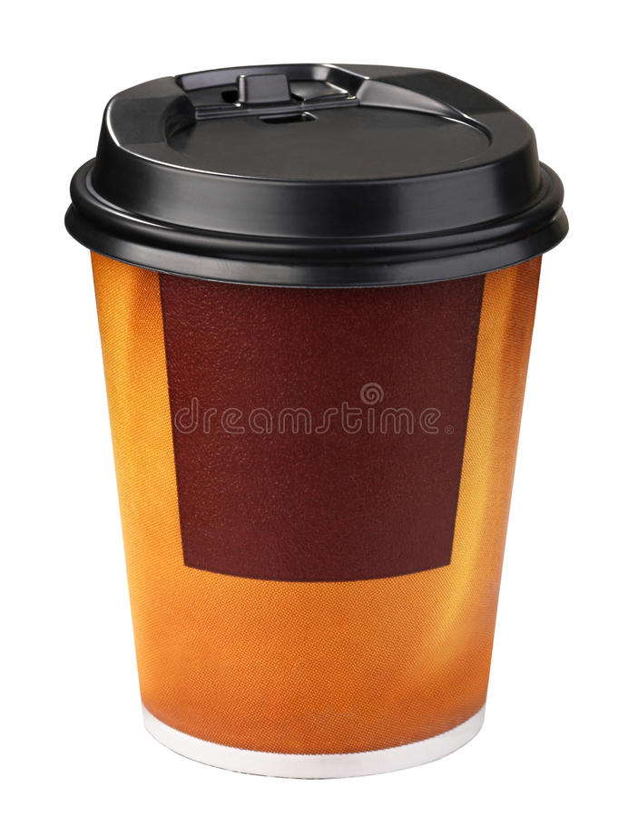 Download Disposable coffee cup stock photo. Image of coffee, breakfast - 18899220