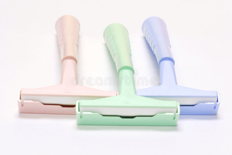 Download Disposable razors stock image. Image of everyday, hygiene - 1833375
