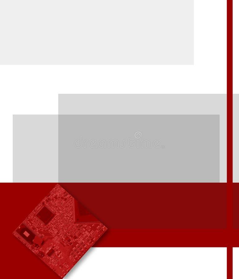 disposición de la ilustración ilustración del vector
