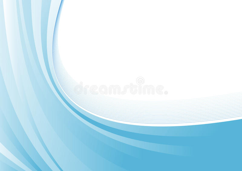 Disposición del certificado o del diploma ilustración del vector
