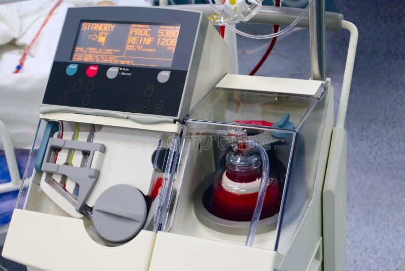 Dispositif d'épargnant de cellules pour la chirurgie images stock