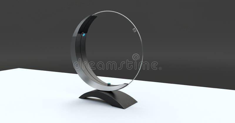 Dispositif d'intelligence artificielle pour la communication photographie stock libre de droits