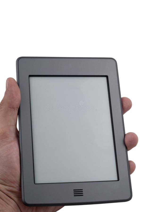 Dispositif de lecteur d'Ebook image libre de droits