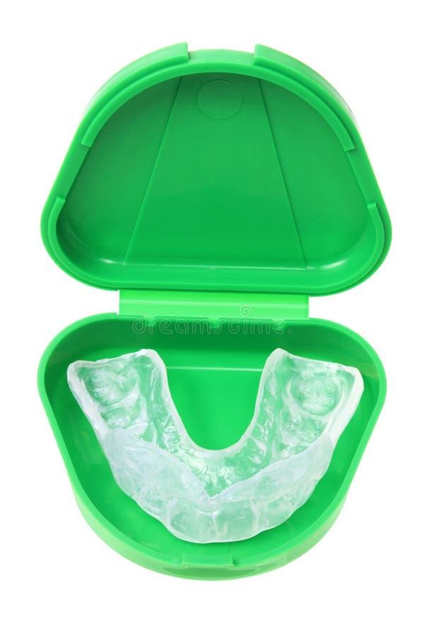 Dispositif protecteur de bouche photographie stock