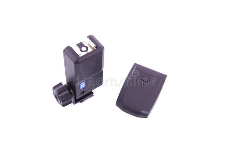 Dispositifs génériques de récepteur radioélectrique et d'émetteur photos stock