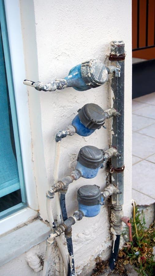 Dispositifs pour mesurer l'eau images libres de droits