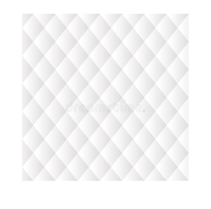Disposition blanche moderne de fond illustration de vecteur