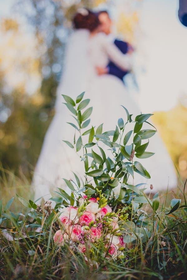 Disposition de mariage photo stock
