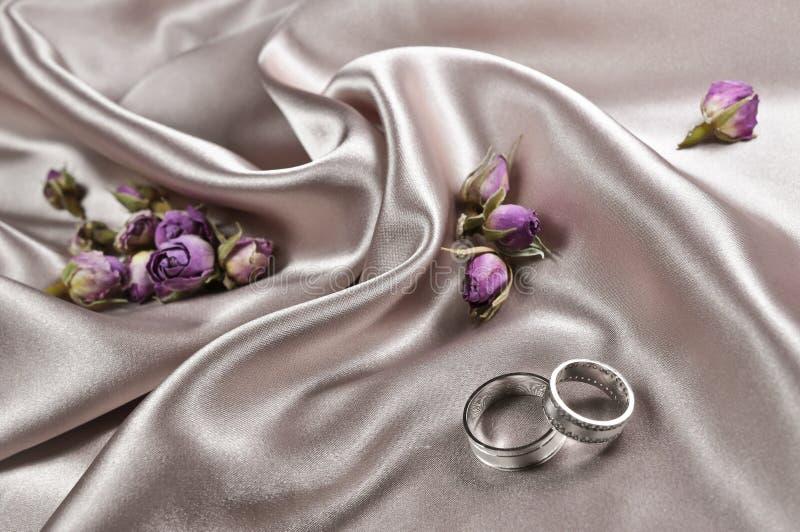 Disposition de mariage photo libre de droits