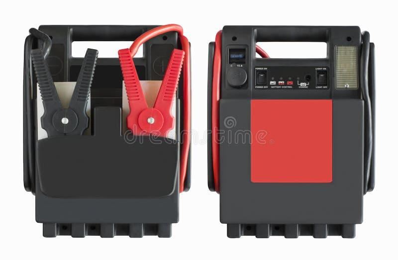 Download Dispositivo D'avviamento Automatico Di Salto Fotografia Stock - Immagine di orizzontale, scaricato: 55355026