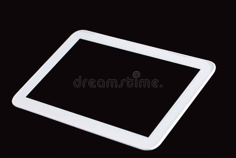 Dispositivo de entrada de información del ordenador de la tablilla fotos de archivo libres de regalías