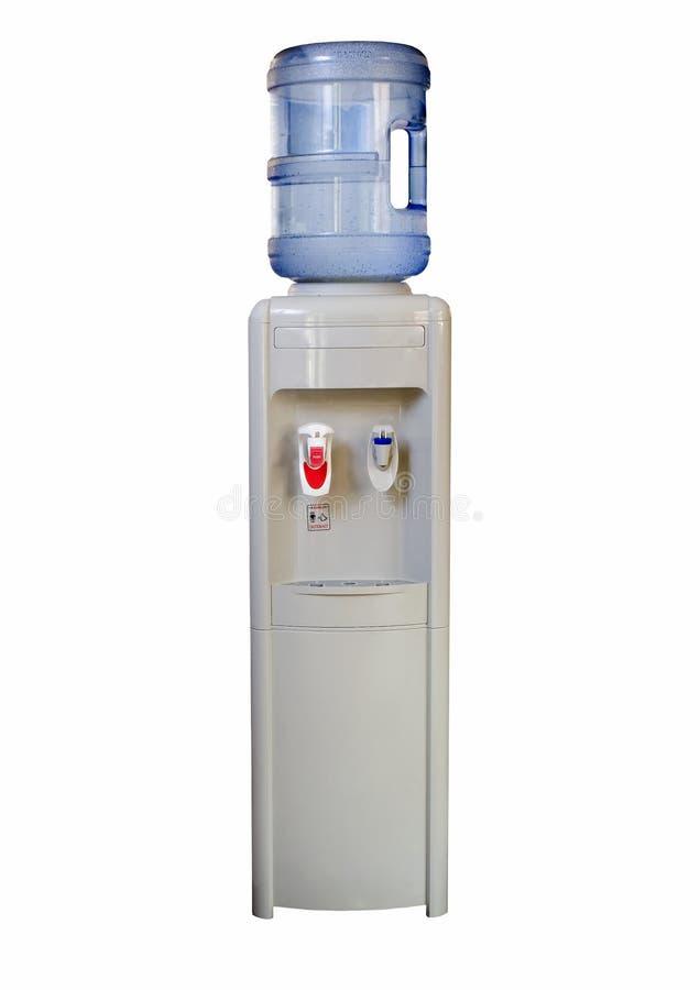 Dispositivo di raffreddamento di acqua dell'ufficio fotografia stock libera da diritti