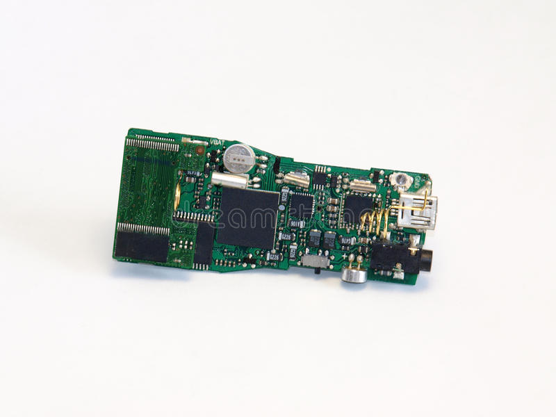 Dispositivo elétrico imagens de stock royalty free