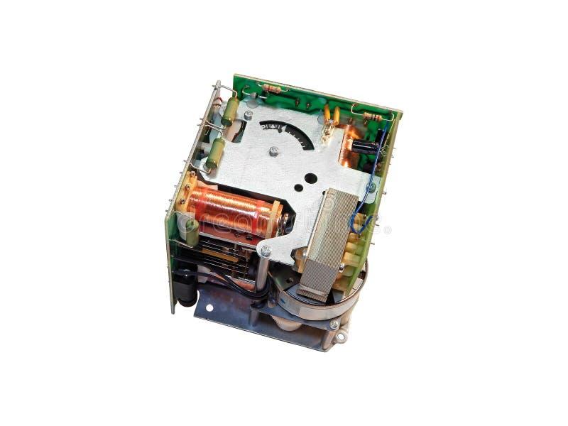 dispositivo Eletrônico-mecânico foto de stock