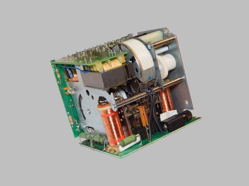 dispositivo Eletrônico-mecânico imagens de stock royalty free