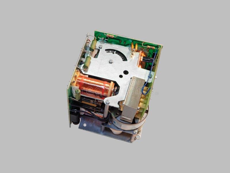 dispositivo Eletrônico-mecânico imagens de stock