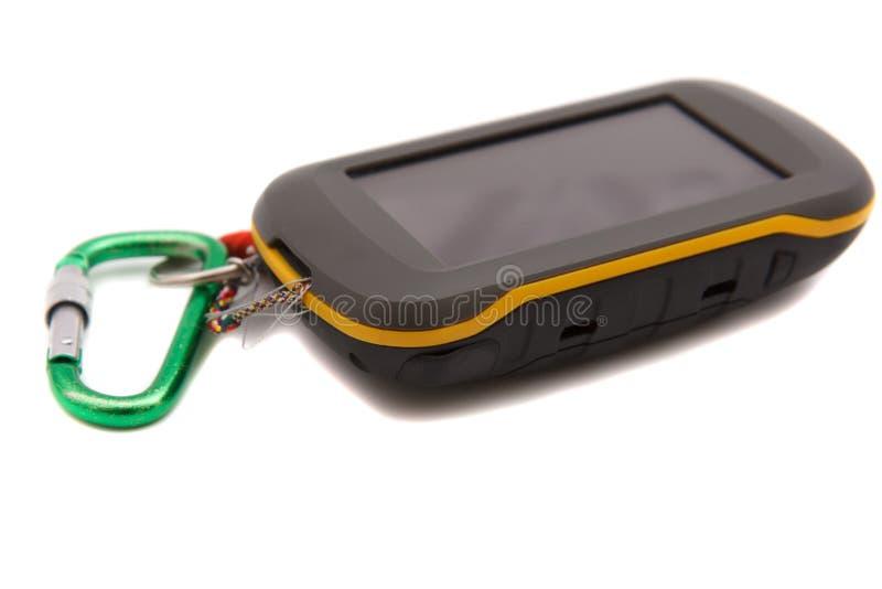 Dispositivo Handheld de GPS foto de stock royalty free
