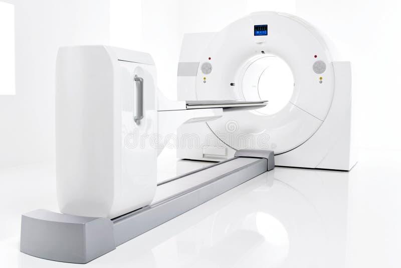 Dispositivo médico do tomografia computorizada Tecnologia moderna fotografia de stock royalty free