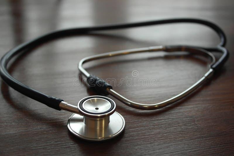 dispositivo médico para escutar o corpo humano fotografia de stock