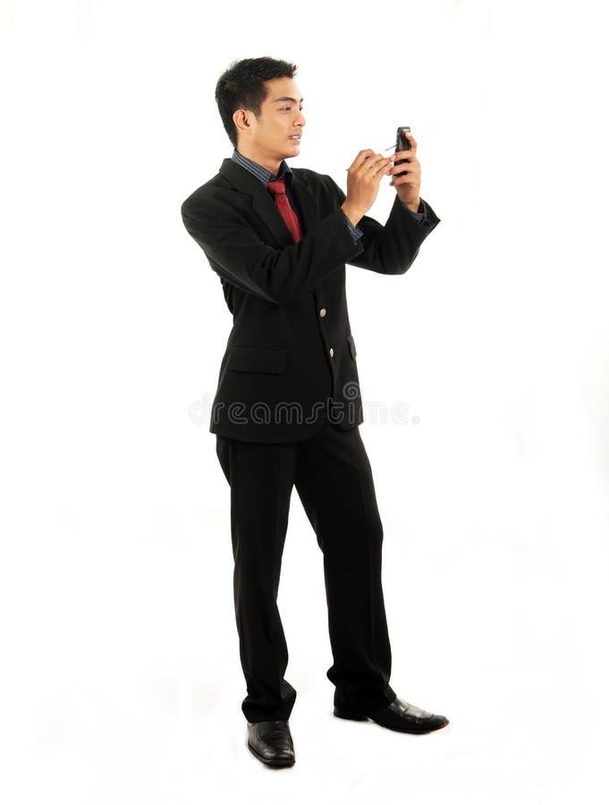 Dispositivo móvil fotografía de archivo libre de regalías