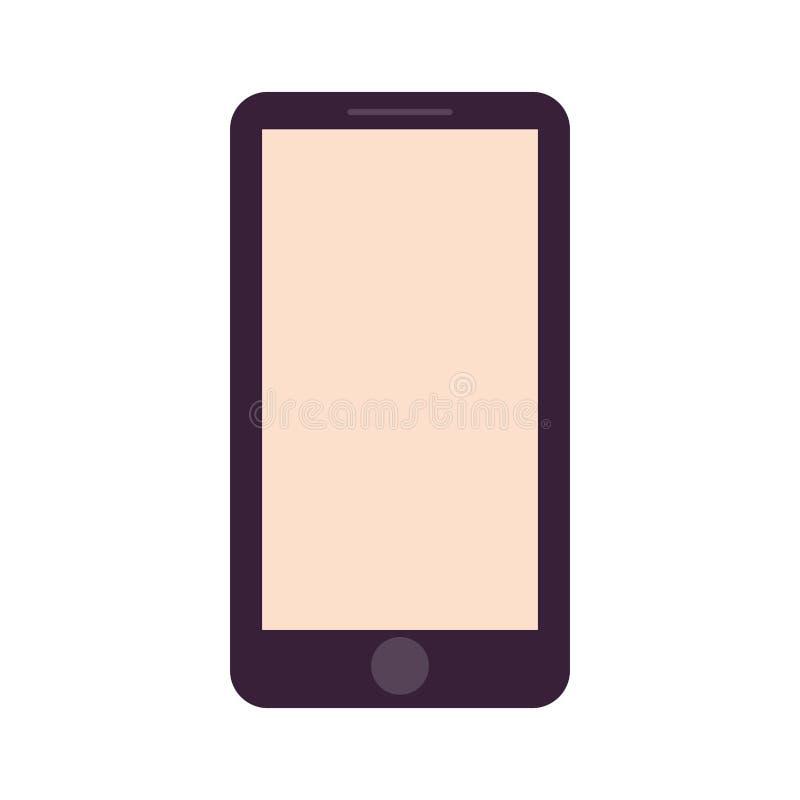Dispositivo portatile di Smartphone royalty illustrazione gratis