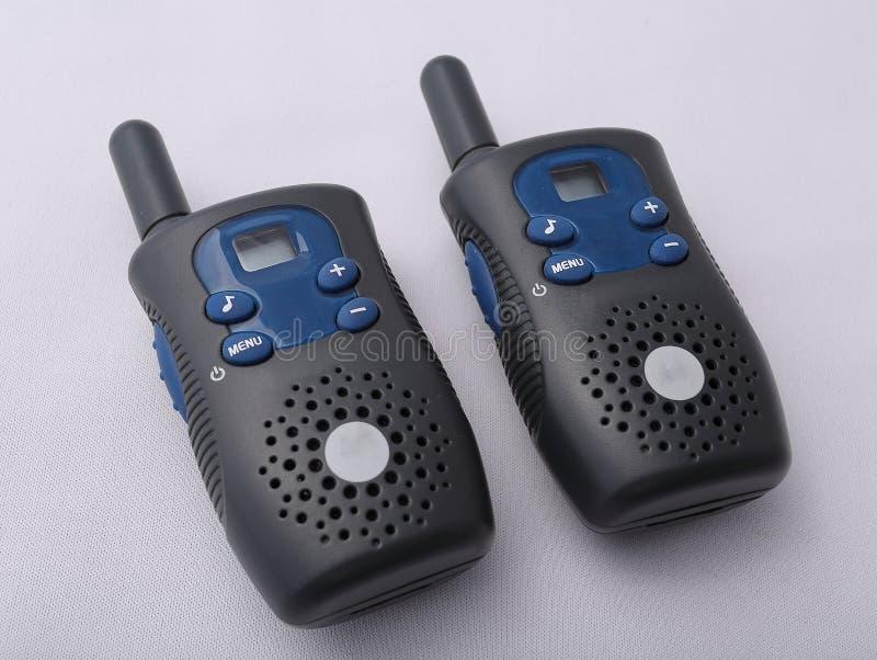 Dispositivos de comunicação fotografia de stock