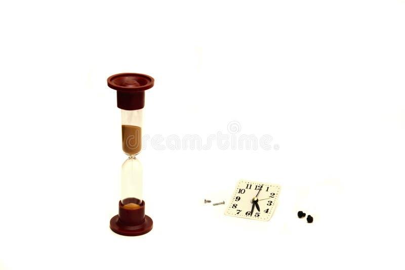 Dispositivos para medir tiempo imagen de archivo libre de regalías