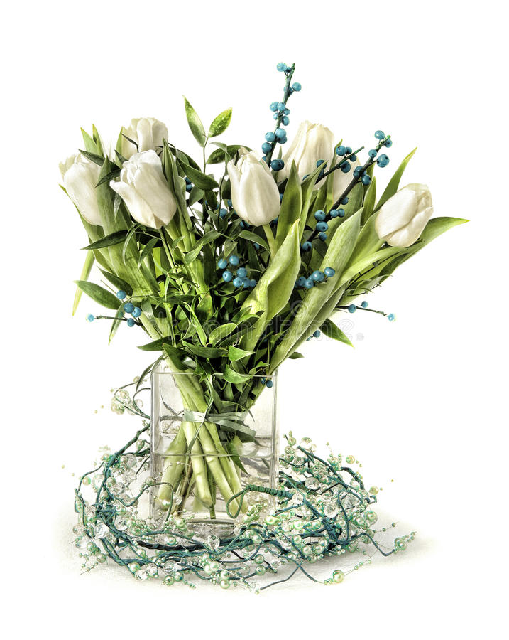 Disposizione distinta del tulipano fotografie stock libere da diritti