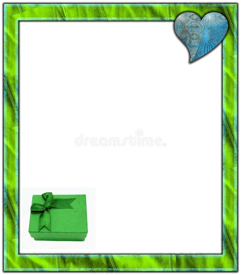 Download Disposizione Verde Blu Elegante Del Regalo Illustrazione di Stock - Illustrazione di espressioni, backgrounds: 3893595