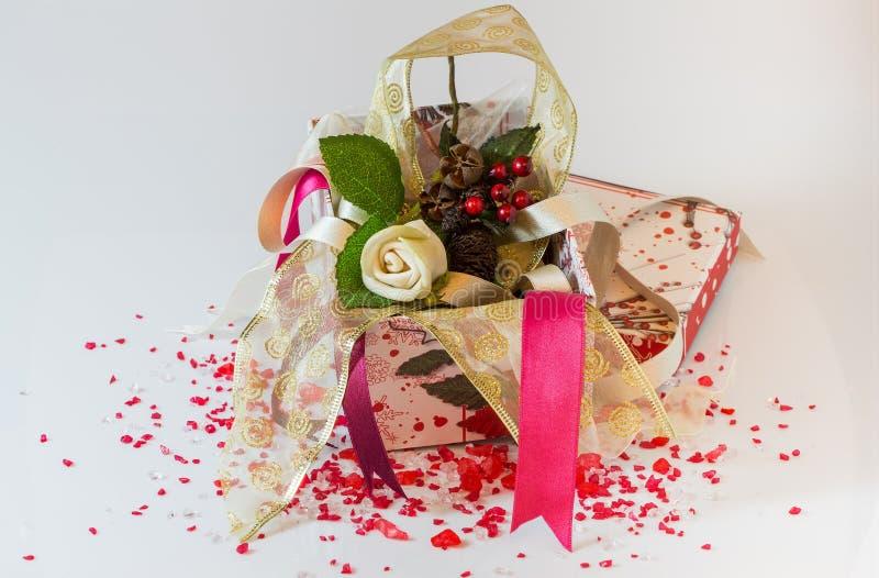 Disposizioni di Natale immagine stock libera da diritti