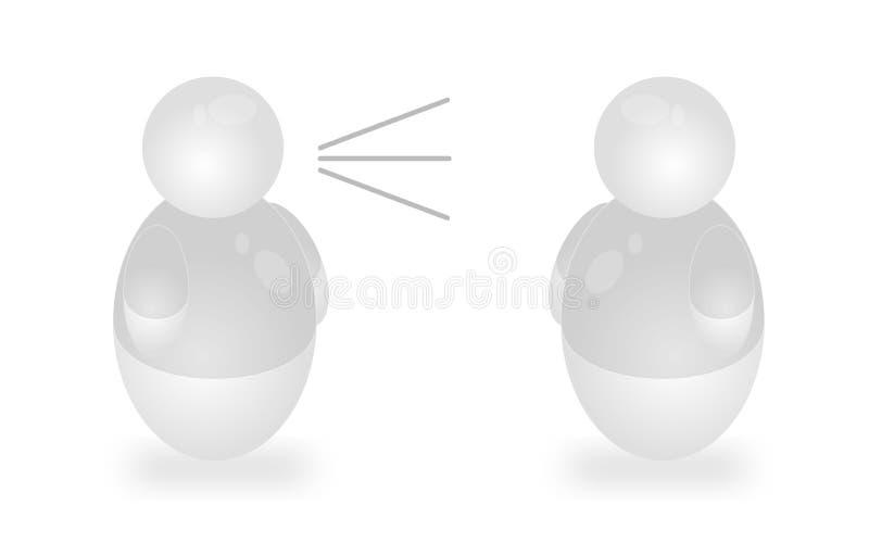 Download Dispute stock illustration. Image of illustration, aggro - 7231442