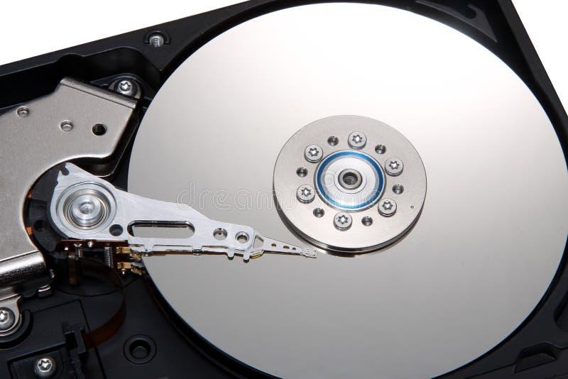 Disque d'unité de disque dur. image libre de droits
