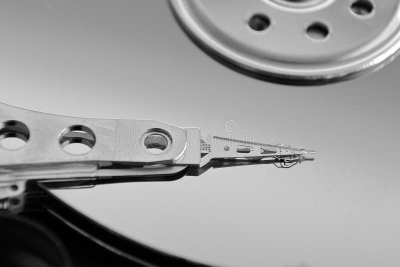 Disque d'unité de disque dur (ouvrez-vous) photographie stock libre de droits