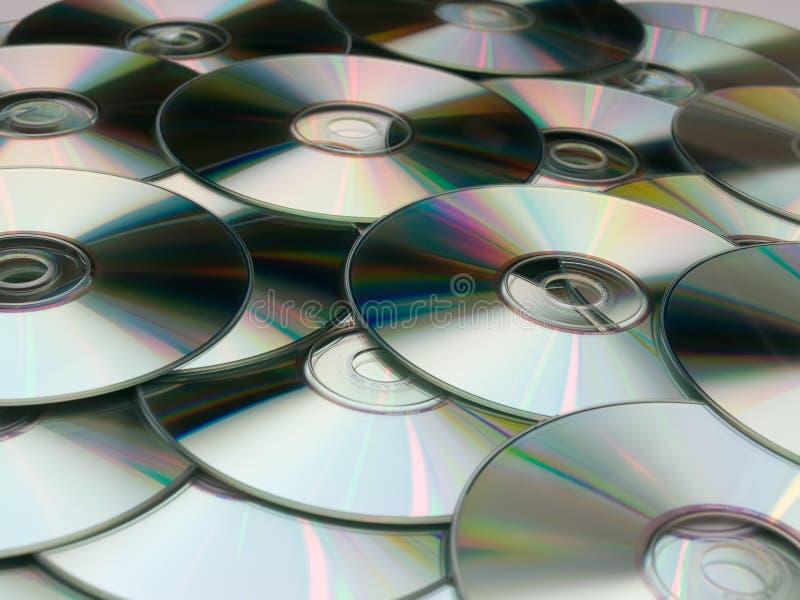 Download Disques photo stock. Image du fond, musical, données, vidéo - 8671752