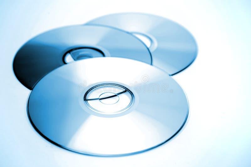 Disques compacts images libres de droits