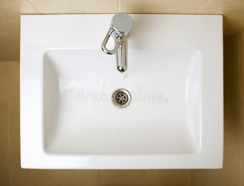 Dissipador de lavagem fotografia de stock royalty free