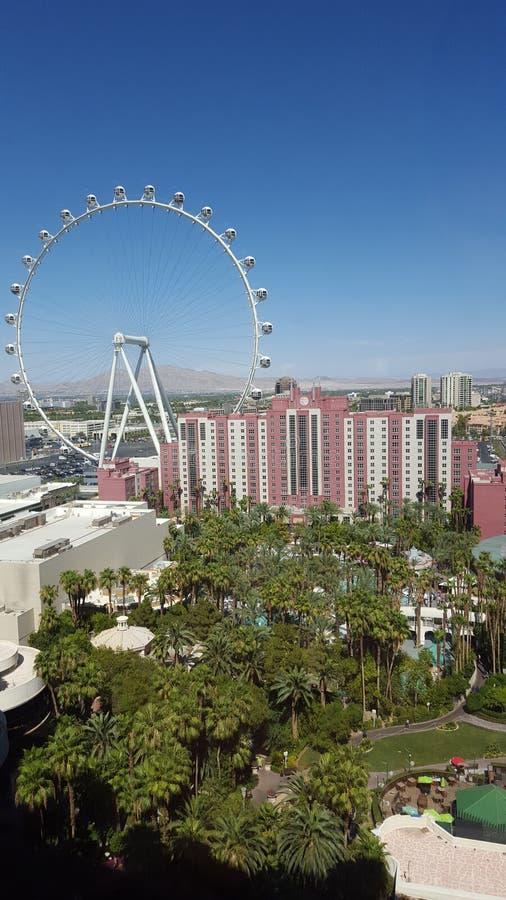 Dissoluto di Las Vegas immagini stock libere da diritti